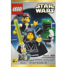 LEGO Luke Skywalker, Han Solo and Boba Fett Minifig Pack - Star Wars #2 Set 3341