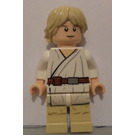 LEGO Luke Skywalker in Tatooine robes with tousled hair Minifigure