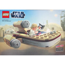 LEGO Luke Skywalker's Landspeeder - Mini - New York Comic-Con 2012 Exclusive Set COMCON024