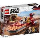 LEGO Luke Skywalker's Landspeeder Set 75271 Packaging