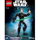 LEGO Luke Skywalker Set 75110 Instructions