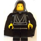 LEGO Luke Skywalker with Black Hood and Black Cape Minifigure