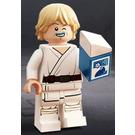 LEGO Luke Skywalker mit Blau Milk 30625