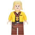LEGO Luke Skywalker with Celebration Outfit and White Pupils Minifigure