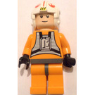 LEGO Luke Skywalker with Pilot Outfit Minifigure (Light Flesh Head)