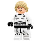 LEGO Luke Skywalker with Stormtrooper Outfit Minifigure