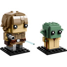 LEGO Luke Skywalker & Yoda Set 41627