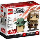 LEGO Luke Skywalker & Yoda Set 41627 Packaging