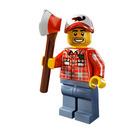 LEGO Lumberjack Set 8805-8