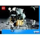 LEGO Lunar Lander Set 10029 Instructions