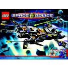 LEGO Lunar Limo Set 5984 Instructions
