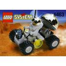 LEGO Lunar Rover Set 6463