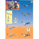 LEGO Lunar Rover Set 6463 Instructions