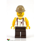 LEGO Mac McCloud with Kepi Minifigure