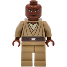 LEGO Mace Windu, Clone Wars with Large Eyes Minifigure