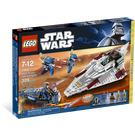 LEGO Mace Windu's Jedi Starfighter Set 7868 Packaging