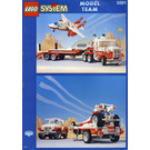 LEGO Mach II Red Bird Rig Set 5591