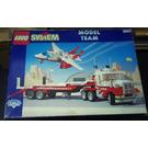 LEGO Mach II Red Bird Rig Set 5591 Packaging