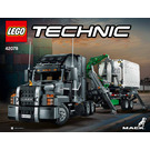 LEGO Mack Anthem Set 42078 Instructions