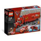 LEGO Mack's Team Truck Set 8486 Packaging
