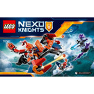 LEGO Macy's Bot Drop Dragon Set 70361 Instructions