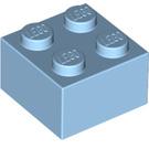 LEGO Maersk Blue Brick 2 x 2 (3003)