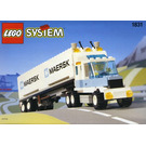 LEGO Maersk Line Container Lorry Set 1831-1