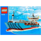 LEGO Maersk Line Container Ship Set 10155 Instructions