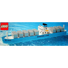 LEGO Maersk Line Container Ship Set 1650