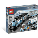 LEGO Maersk Train Set 10219 Packaging