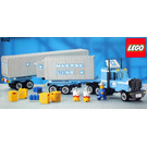 LEGO Maersk Truck and Trailer Unit Set 1552-1