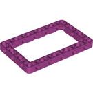 LEGO Magenta Frame 7 x 11 (39794)