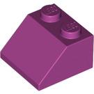 LEGO Magenta Slope 45° 2 x 2 (3039)
