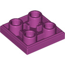 LEGO Tile 2 x 2 Inverted (11203)