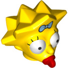 LEGO Maggie Head (16368)