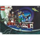 LEGO Magic Mountain Time Lab Set 6494 Instructions