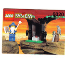 LEGO Magic Shop Set 6020 Instructions
