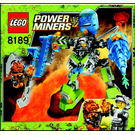 LEGO Magma Mech Set 8189 Instructions