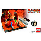 LEGO Magma Monster (3847) Instructions