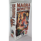 LEGO Magma Monster Package Packaging