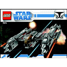 LEGO Magna Guard Starfighter Set 7673 Instructions