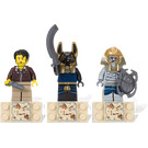 LEGO Magnet Set: Amset-Ra, Jack Raines and Anubis Guard (853168)
