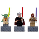 LEGO Magnet Set CW Yoda 2009 (852555)