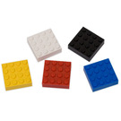 LEGO Magnet Set Medium (4x4) (852468)