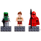 LEGO Magnet Set Royal Guard 2009 (852552)