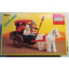 LEGO Maiden's Cart Set 6023 Packaging