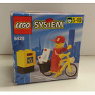 LEGO Mail Carrier Set 6420 Packaging