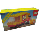 LEGO Mail Truck Set 6651 Packaging