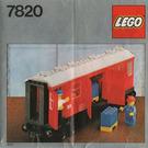LEGO Mail Van Set 7820