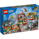 LEGO Main Square Set 60271 Packaging